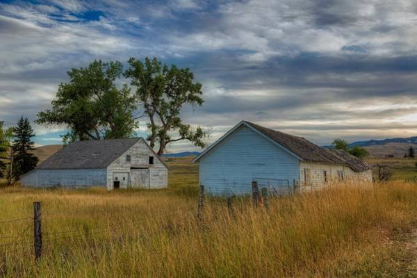 Wall Art - Photograph - Rustic Wyoming by Mountain Dreams