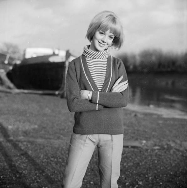 Sweater Photograph - Sailor Suit by Chaloner Woods