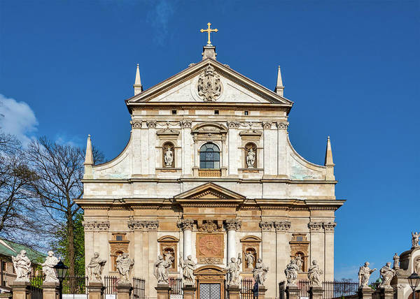 Photograph - Saints Peter And Paul Church by Fabrizio Troiani