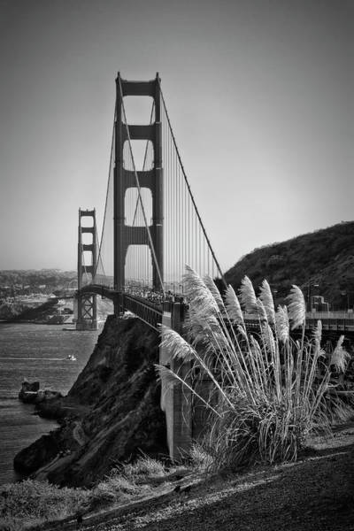 Wall Art - Photograph - San Francisco Golden Gate Bridge by Melanie Viola