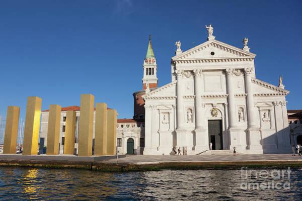 1566 Photograph - San Giorgio Maggiore Church, Venice, Veneto, Italy by Francisco Javier Gil Oreja