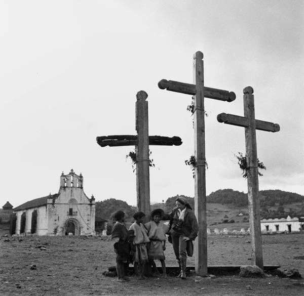 Photograph - San Juan Chamula, Mexico by Michael Ochs Archives