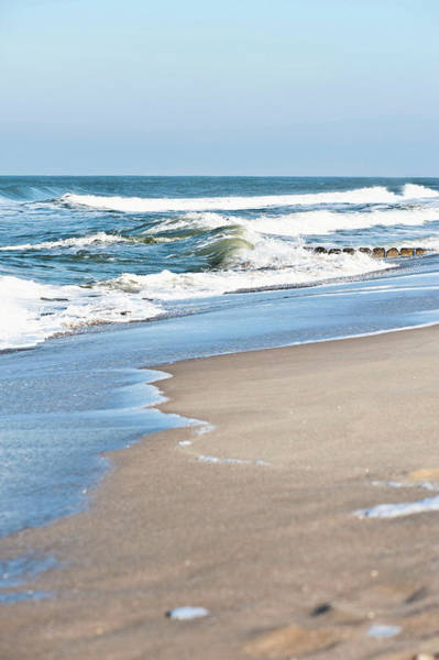 Wall Art - Photograph - Sandy Beach On The Island Of Sylt by Arnt Haug / Look-foto