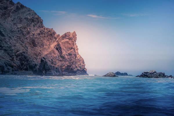 Wall Art - Photograph - Santa Catalina Island  by Art Spectrum