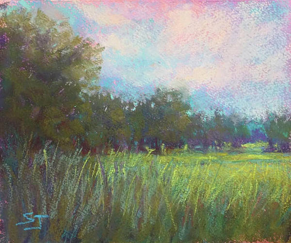 Painting - Secret Meadow by Susan Jenkins