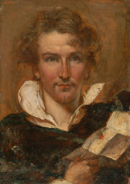 Painting - Self-portrait by William Etty
