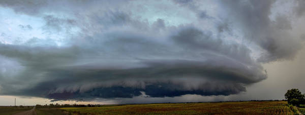 Photograph - September Storm Chasing 046 by NebraskaSC