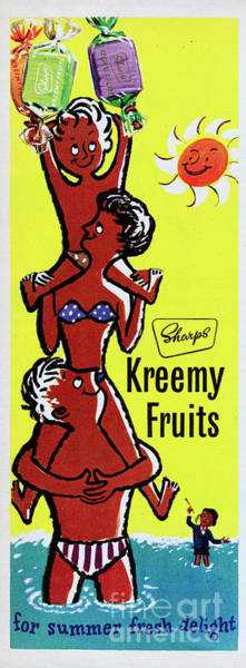 Wall Art - Photograph - Sharps Kreemy Fruits by Picture Post