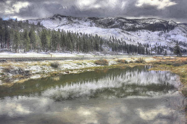 Wall Art - Photograph - Sierra Spring by Donna Kennedy