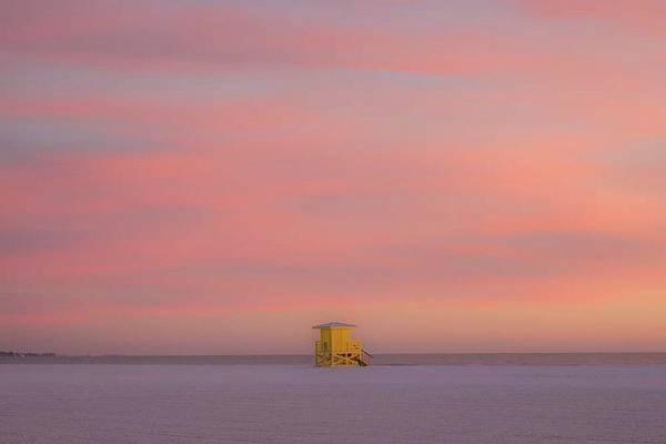 Photograph - Siesta Beach Sunset by Paul Schultz