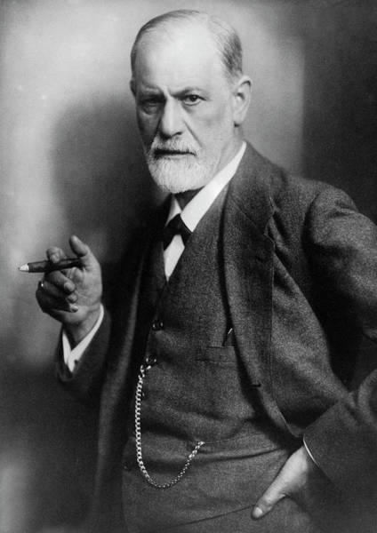 Wall Art - Photograph - Sigmund Freud by Time Life Pictures