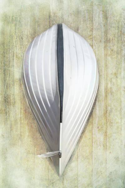 Wall Art - Digital Art - Simple Boat Elegance by Terry Davis