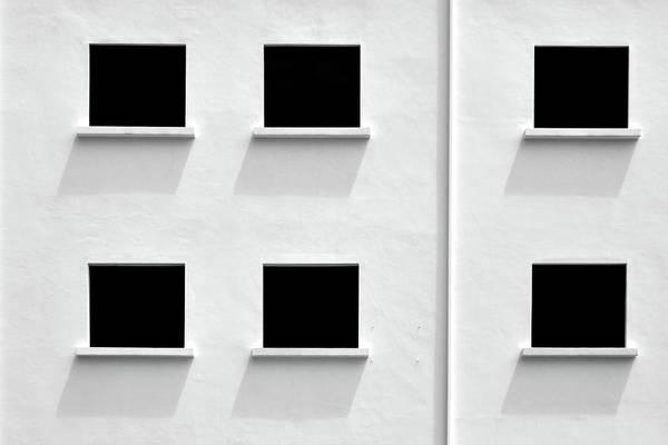 Photograph - Six Windows by Stuart Allen
