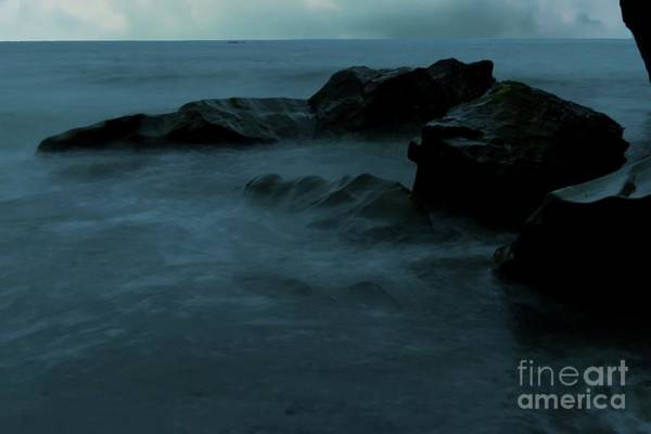 Wall Art - Photograph - Smooth Worn Rocks by Jeff Swan