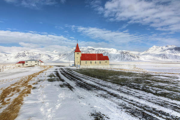 Strasse Photograph - Snaefellsnes - Iceland by Joana Kruse