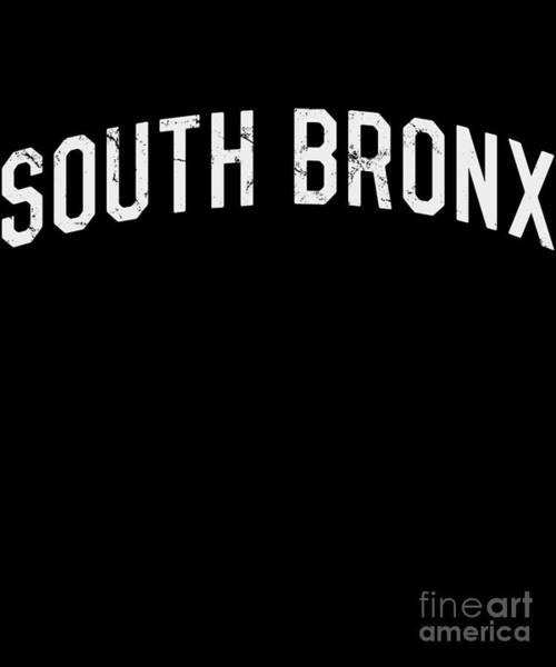 Digital Art - South Bronx by Flippin Sweet Gear