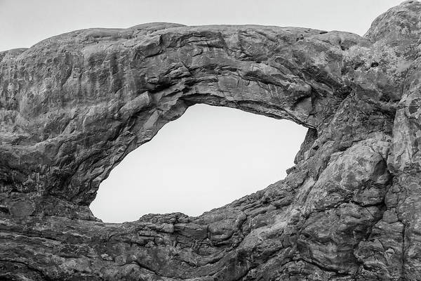 Wall Art - Photograph - South Window Arch In Arches National Park by Stephanie McDowell