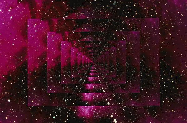 Order Digital Art - Space Image Generated By Computer by Stocktrek