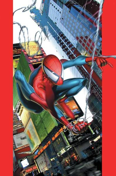 Spider Man  Art Print