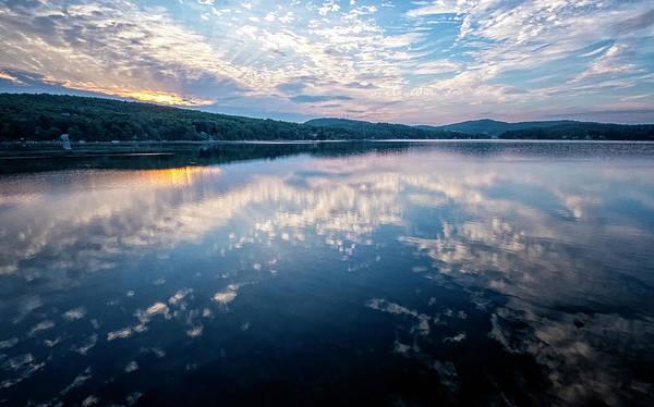 Photograph - Spofford Lake Dawn by Tom Singleton