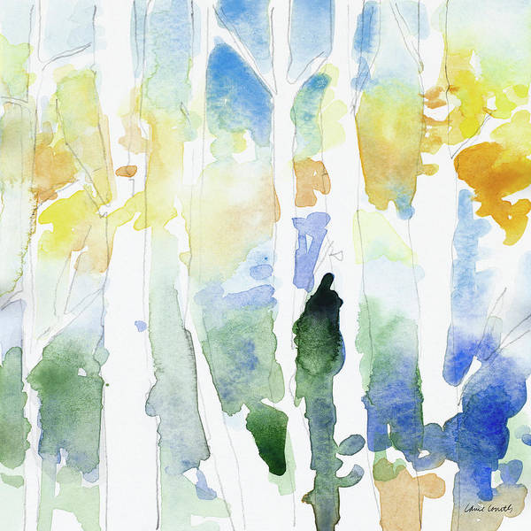 Wall Art - Painting - Spring Coming On I by Lanie Loreth