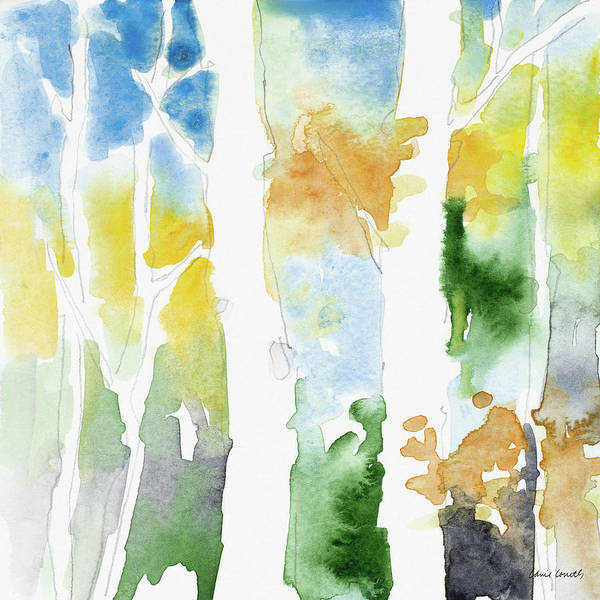 Wall Art - Painting - Spring Coming On II by Lanie Loreth