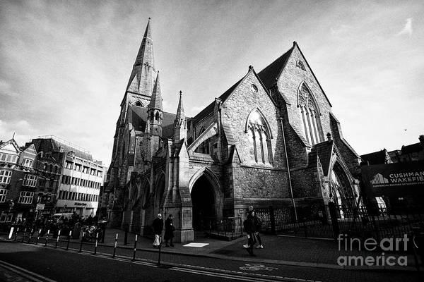 Wall Art - Photograph - St Andrews Church Dublin Republic Of Ireland Europe by Joe Fox