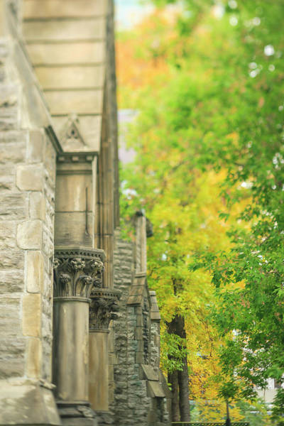 Wall Art - Photograph - St Georges Anglican Church, Downtown by Stuart Westmorland