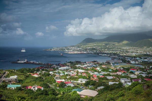 Wall Art - Photograph - St Kitts And Nevis, St Kitts by Walter Bibikow
