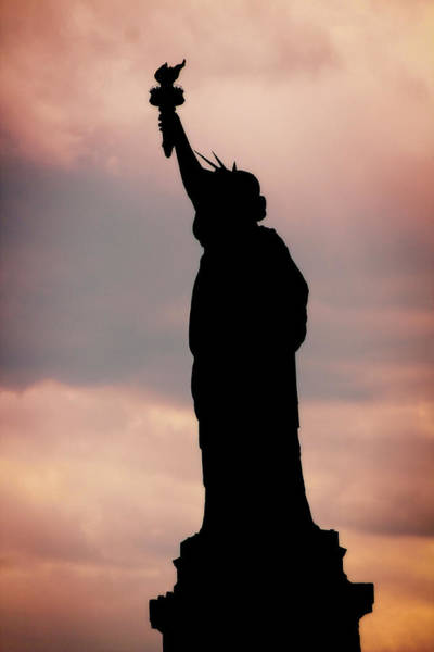 Photograph - Statue Of Liberty by Doc Braham