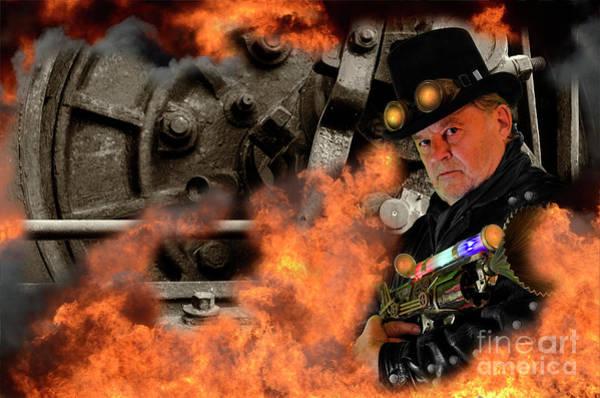 Cosplay Photograph - Steampunk Bob 21 by Bob Christopher