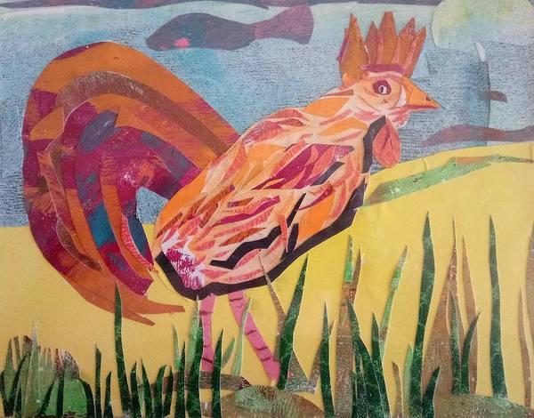 Wall Art - Mixed Media - Steppin' Out by Ilona Halderman