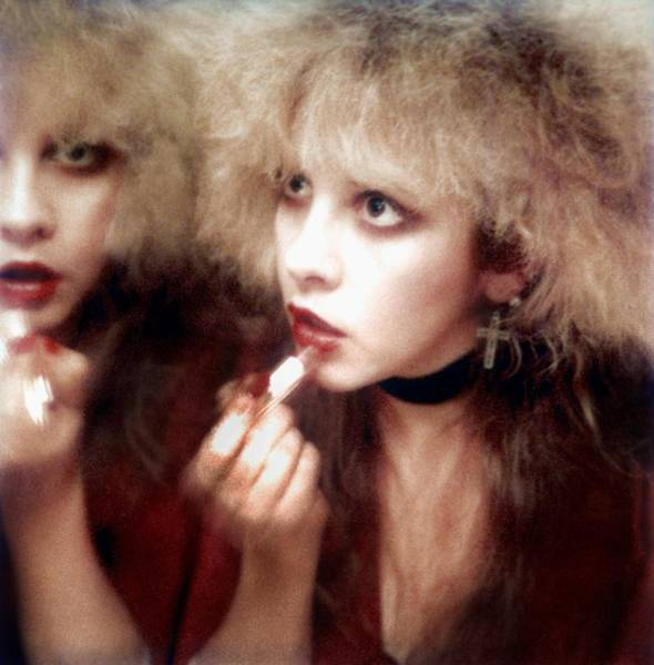Photograph - Stevie Nicks by Donaldson Collection