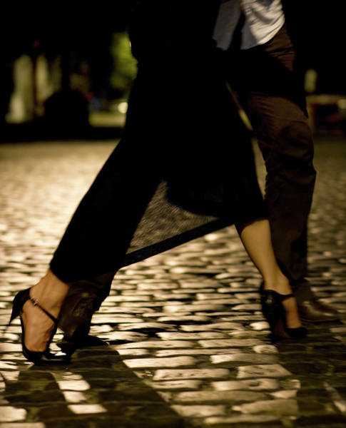 Emotion Photograph - Street Tango Buenos Aires by Picturegarden