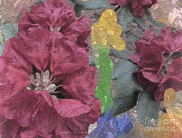 Digital Art - Subtle Beauty by Kathie Chicoine