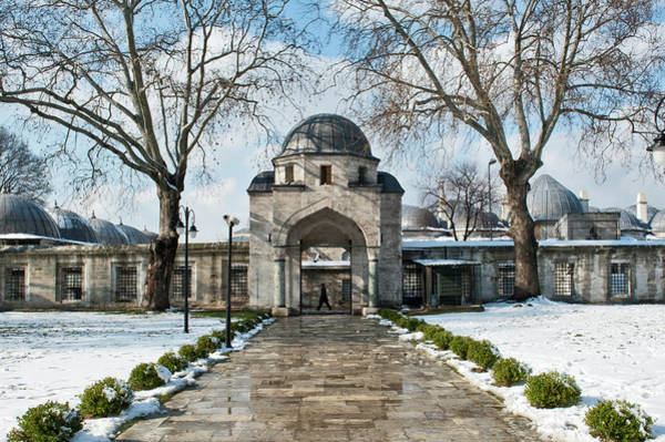 Suleymaniye Mosque Photograph - Suleymaniye, Istanbul, Turkey by Salvator Barki