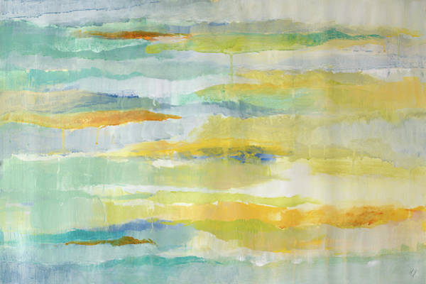 Wall Art - Painting - Summer Sea by Lanie Loreth