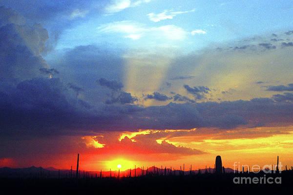Wall Art - Photograph - Summer Sunset by Douglas Taylor