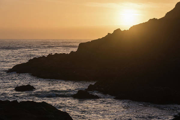 Photograph - Sunset Cove by Kristopher Schoenleber