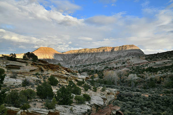 Photograph - Sunset On East Colorado National Monument by Ray Mathis