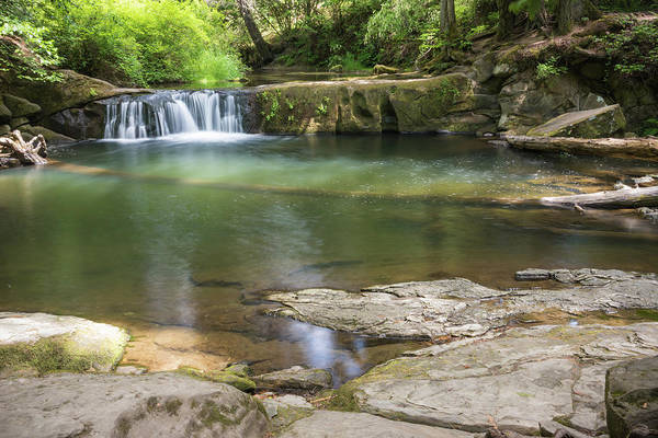 Photograph - Swimming Hole by Kristopher Schoenleber