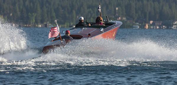 Photograph - Tahoe Classic by Steven Lapkin