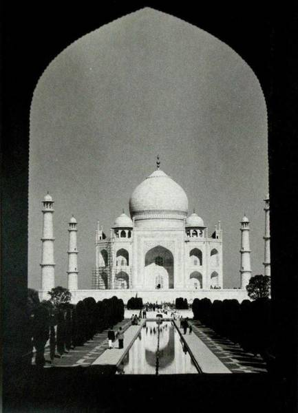 Painting - Taj Mahal by Celestial Images