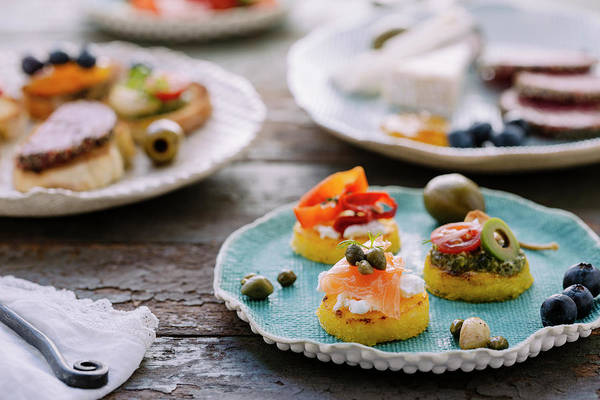 Photograph - Tapas by Nicole Young