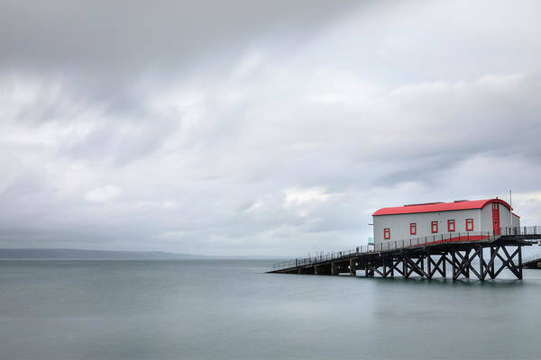 Wall Art - Photograph - Tenby - Wales by Joana Kruse