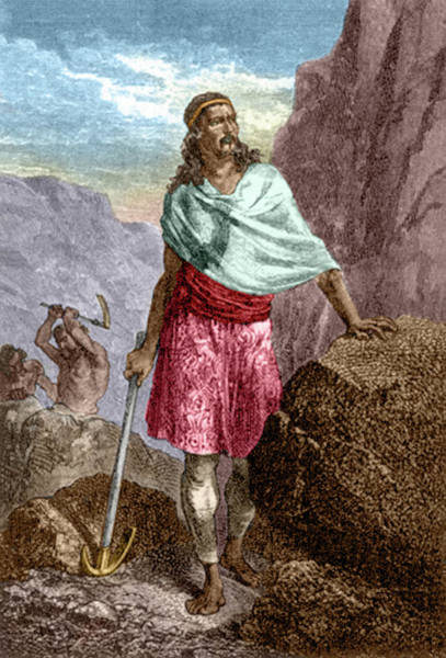 Wall Art - Photograph - Tewodros II, Emperor Of Ethiopia by Science Source