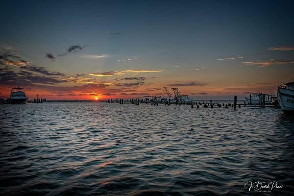 Photograph - Texas Sunrise by David Pine