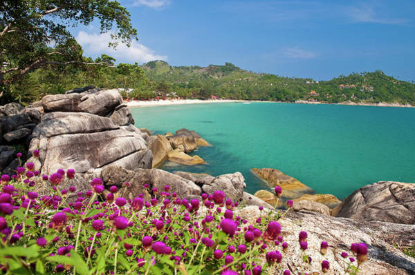 Thailand Photograph - Thailand, Surat Thani Province, Gulf Of by Cintract Romain / Hemis.fr