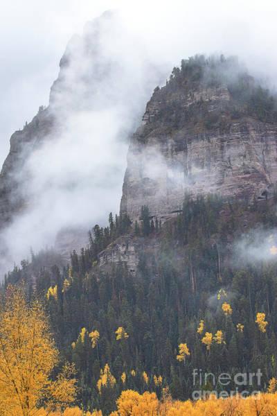 Photograph - The Ascent by Jim Garrison