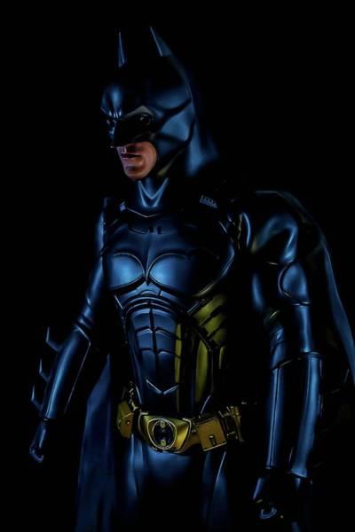 Wall Art - Digital Art - The Batman by Jeremy Guerin